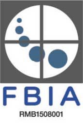 ファインバブル産業会(FBIA)ロゴマーク